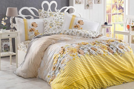 Nejprodávanější: Textilie do ložnice