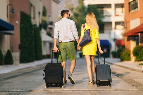 Utazásra készen