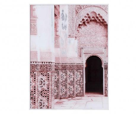 Tablou India Pink 60x80 cm