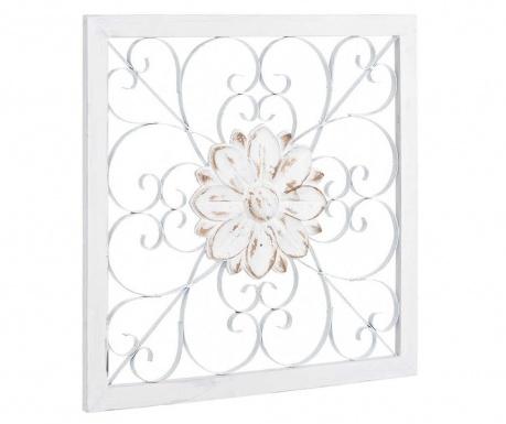 Decoratiune de perete Worn Flower