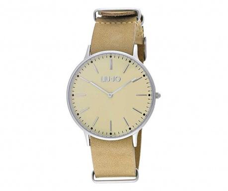 Ръчен часовник унисекс LIU JO Beige