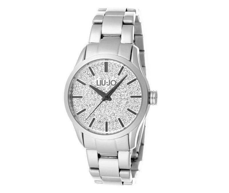 Дамски ръчен часовник LIU JO Victoria Silver