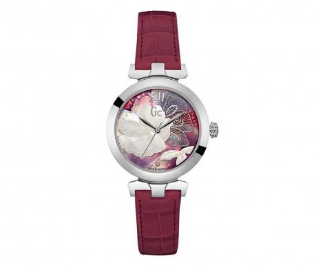Dámské hodinky Guess Sport Chic Ladybelle Bordeaux