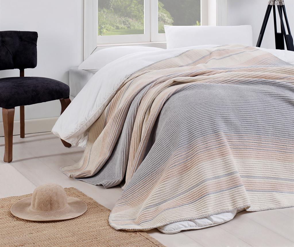 Patura Stripe Grey 180x220 cm