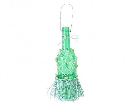 Decoratiune luminoasa suspendabila Hula Green