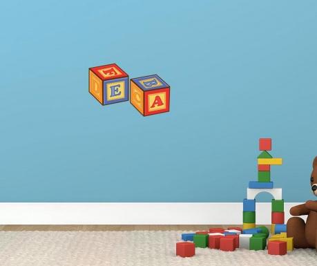 Nalepka Cubes