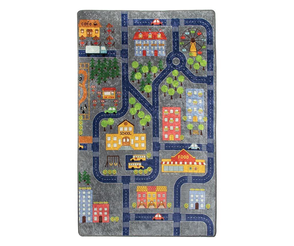 Small Town Játszószőnyeg 200x290 cm