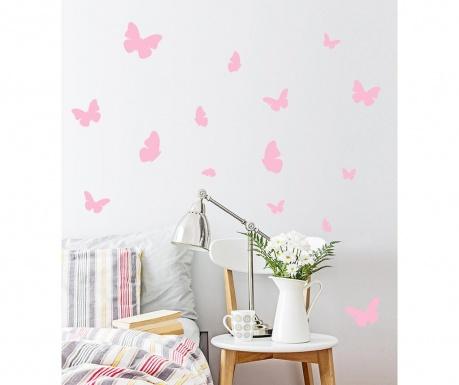 Set 16 nalepk Small Butterfly