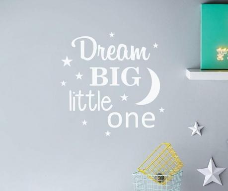 Samolepka Dream Big