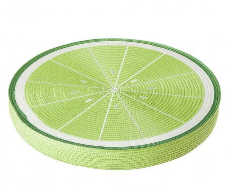 Perna de sezut Fruits Lemon Green