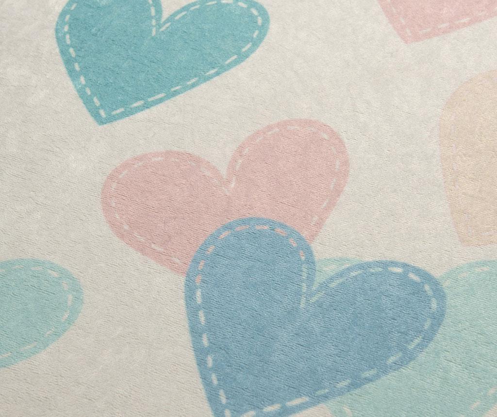 Covor Hearts 100x160 cm
