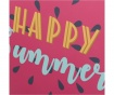 Závesná dekorácia Happy Summer Watermelon