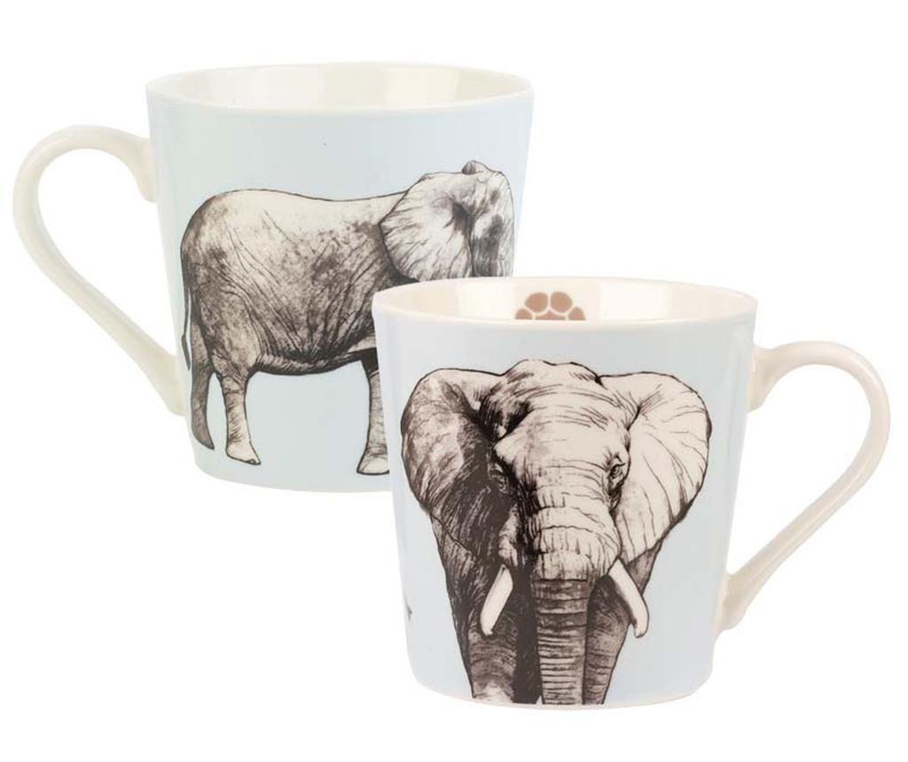 Šalica Elephant 325 ml