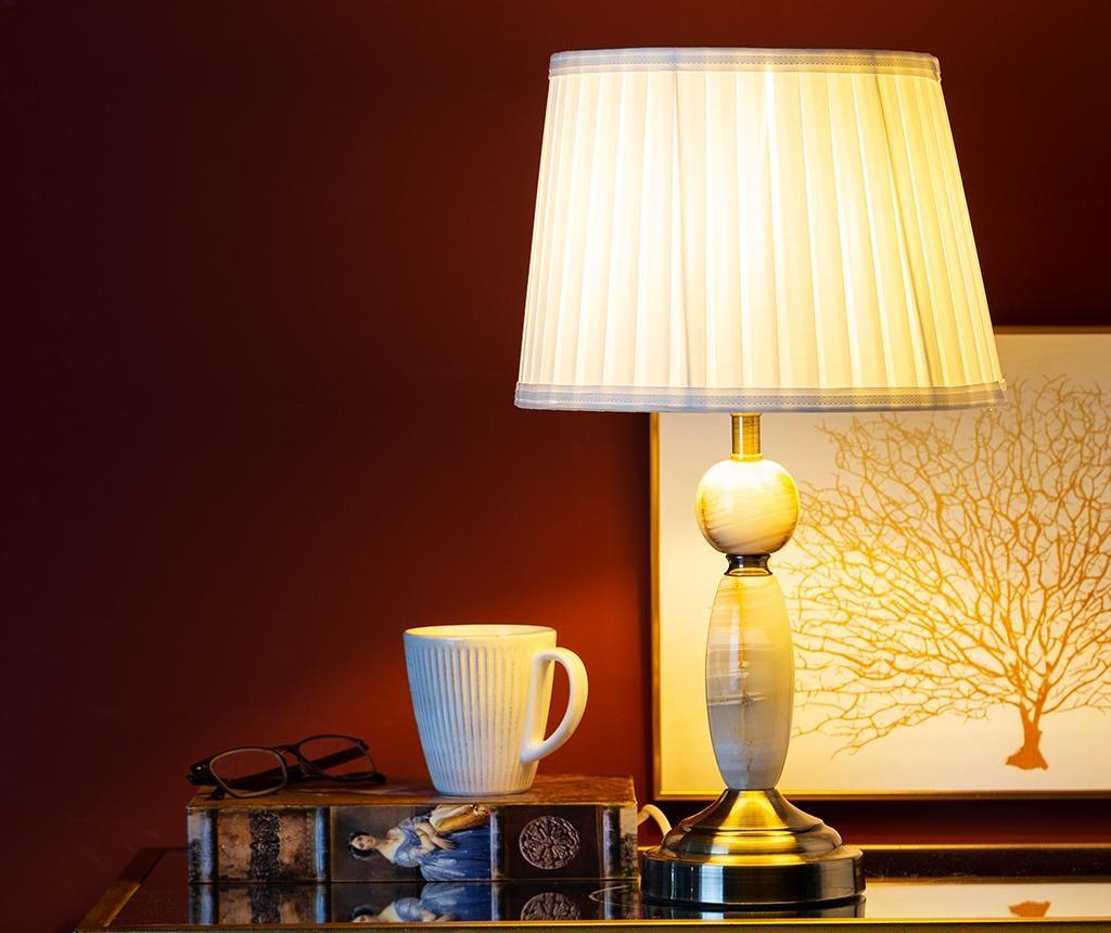Noční lampa Pleats