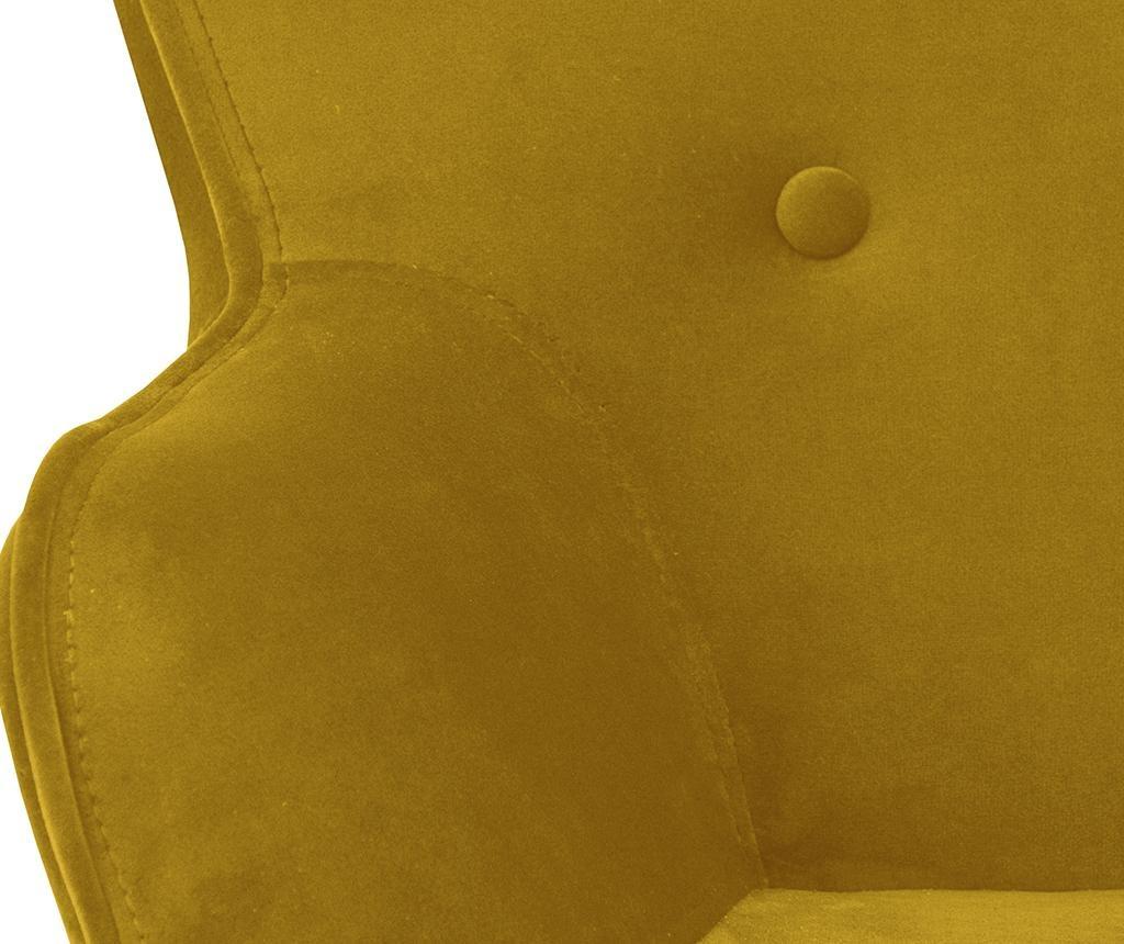 Ducon Mini Yellow Gyerekfotel