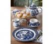 Set skodelice in krožnička Blue Willow