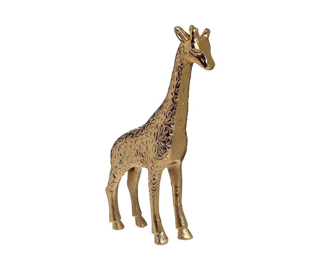 Giraffe Golden Dísztárgy