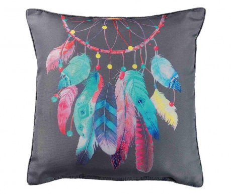 Perna decorativa Topdream Feathers 40x40 cm