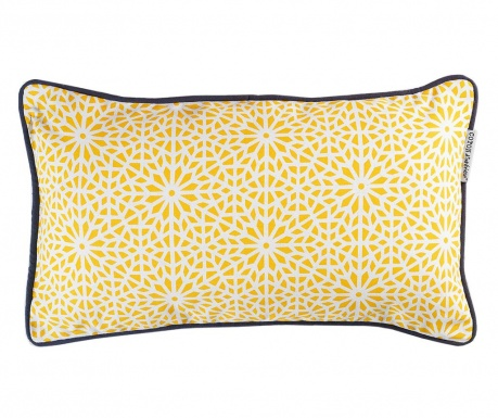 Perna decorativa Tunis Yellow 30x50 cm