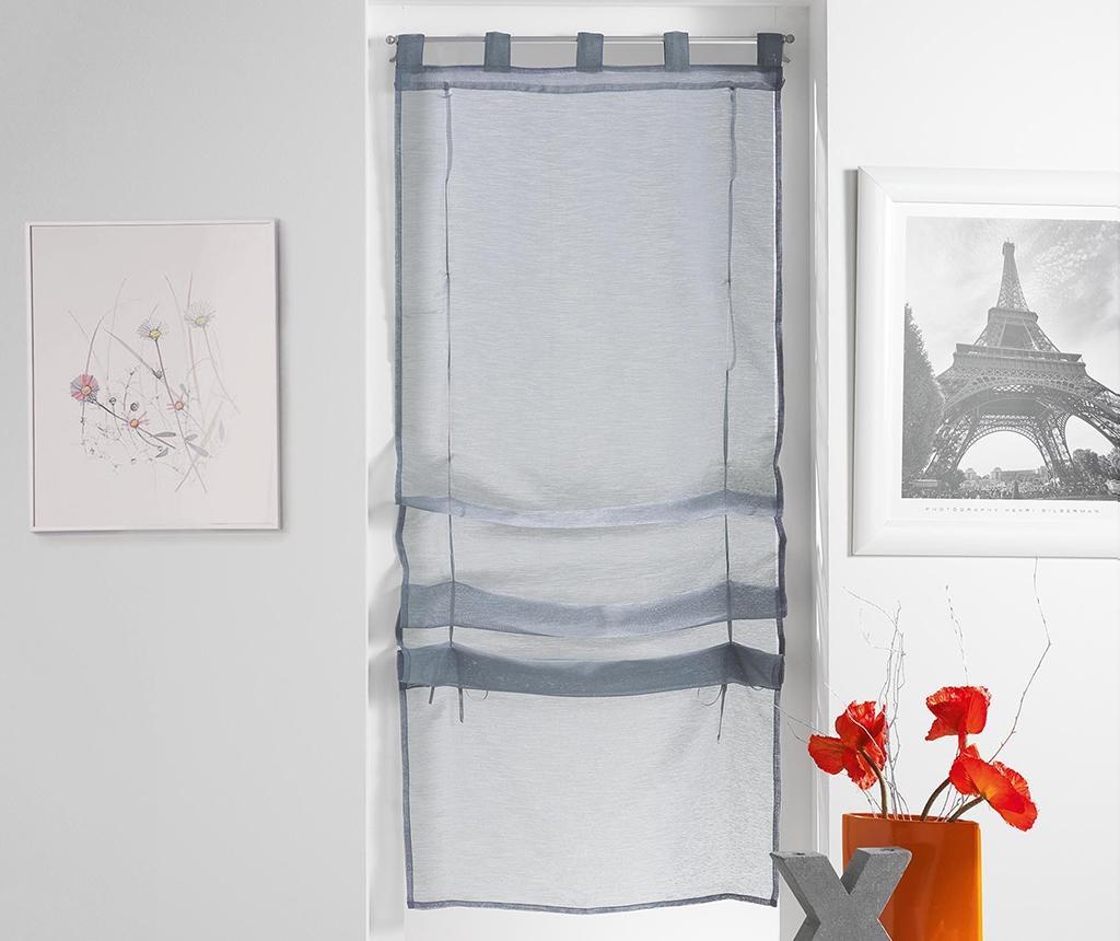 Zavesa Lissea Grey 60x180 cm