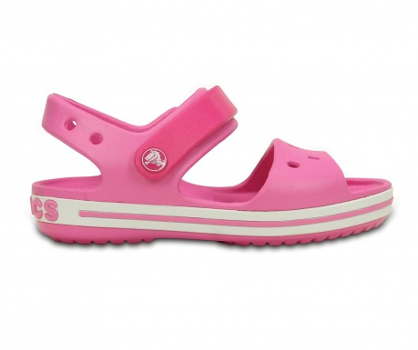 Sandale copii Crocs Party Pink 24-25