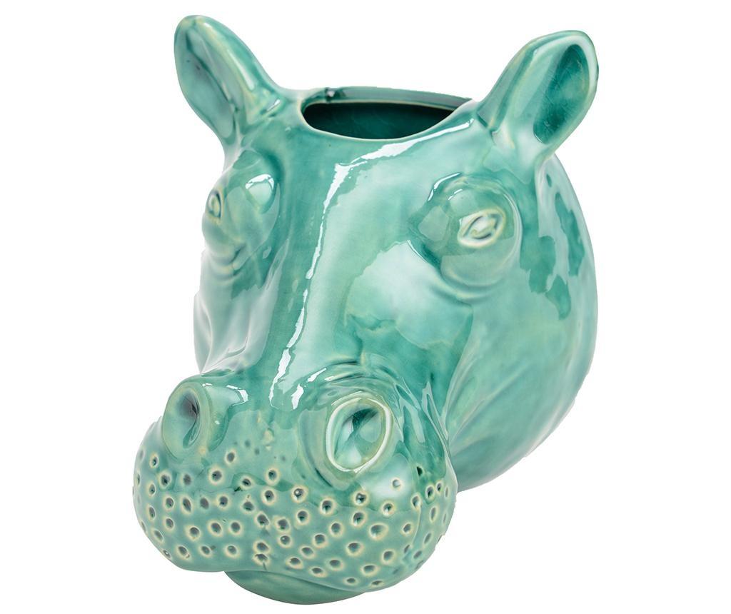 Hippo Face Virágcserép