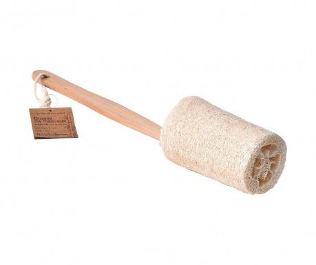 Exfoliačná hubka do kúpeľa Loofah Multi