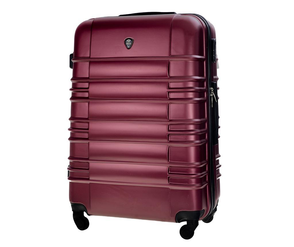 Kovček na kolesih Maeve Wine 55 L