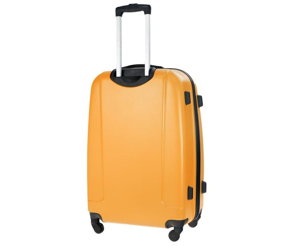 Kovček na kolesih Steady Orange 45 L