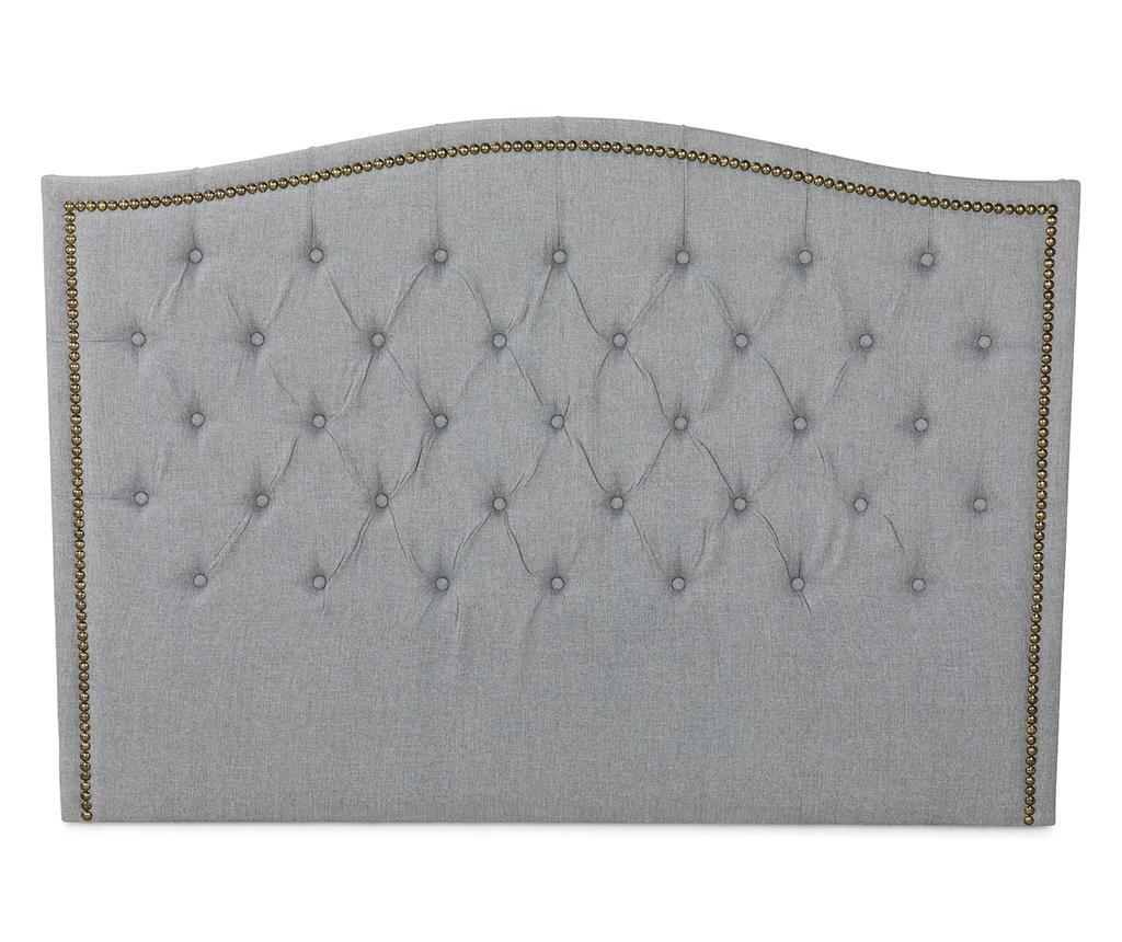Venetta Wave Grey Ágytámla 130x185 cm