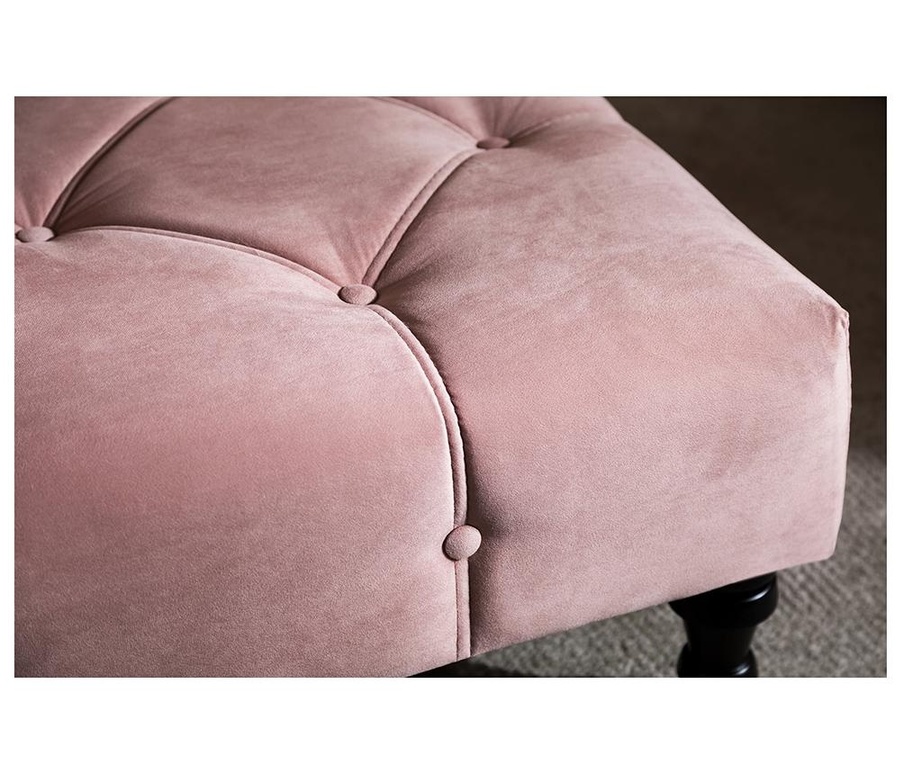 diYana Light Pink Jobboldali nappali heverő