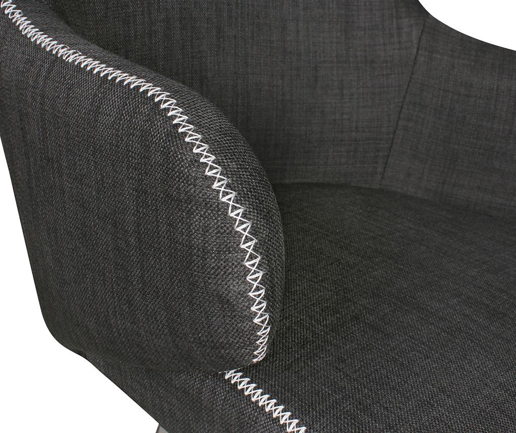 Kancelářská židle Yuma Anthracite