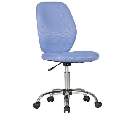 Dětská kancelářská židle Emma Blue
