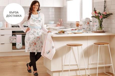 Текстил trendy за кухнята