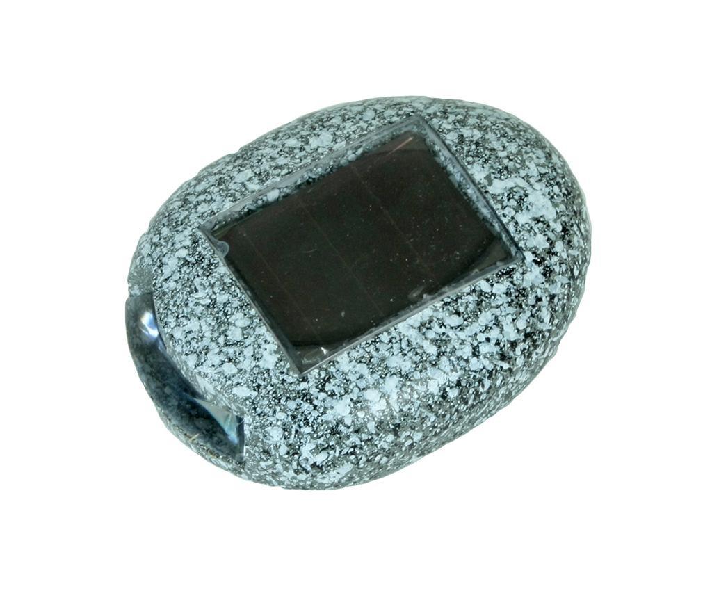Set 3 lampi solare Stone