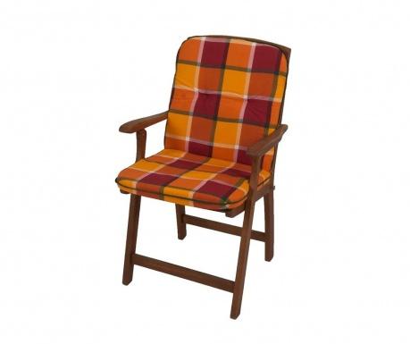 Jastuk za sjedenje i jastuk za naslon Cardiff Orange