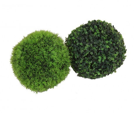 Set 2 umjetnih biljaka Grass