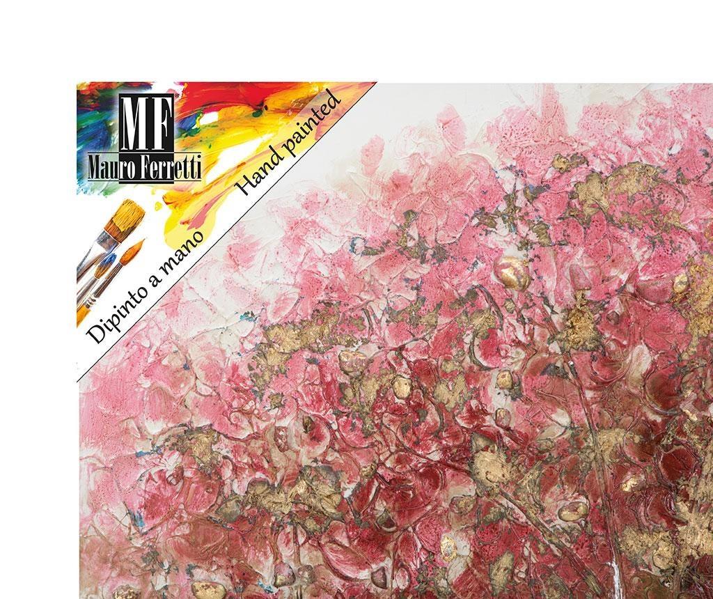 Tablou Alberi Spring 80x80 cm