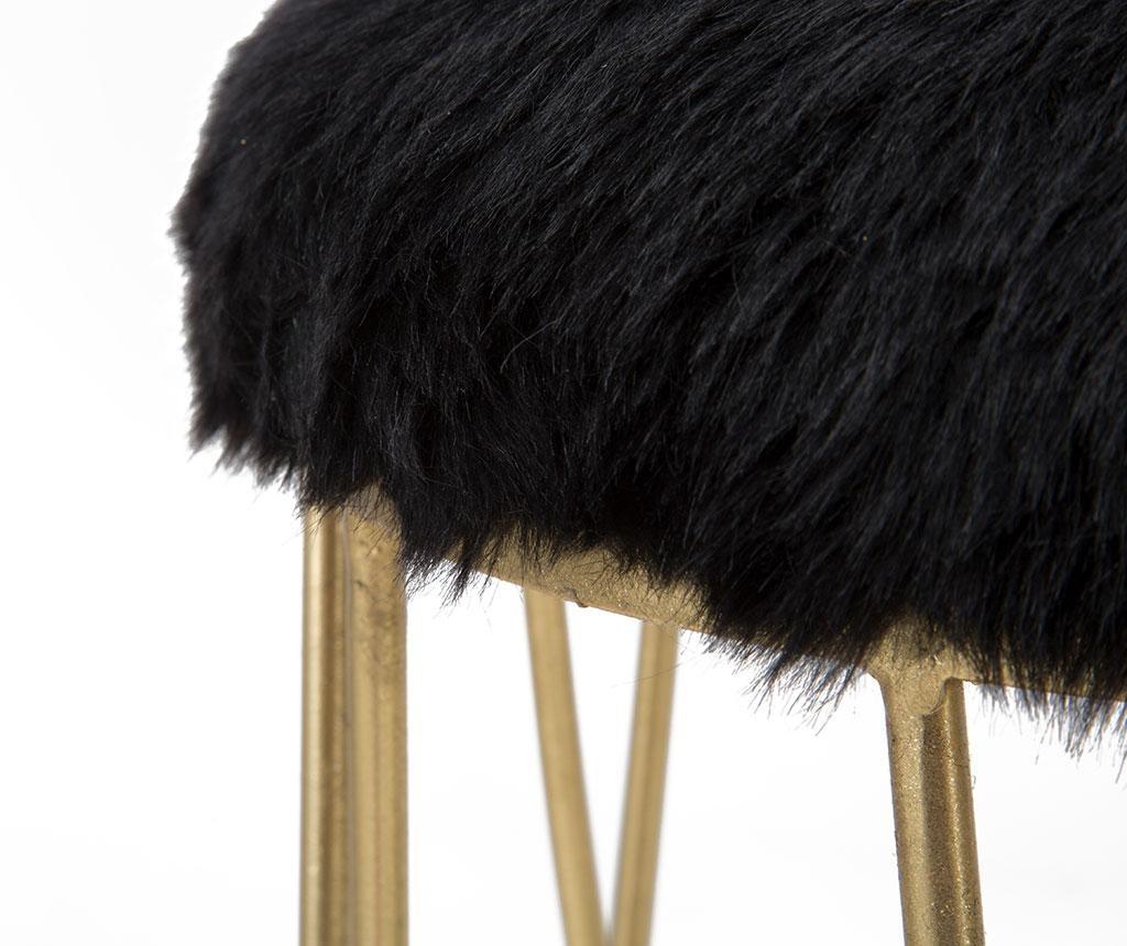Amelie Black Pad