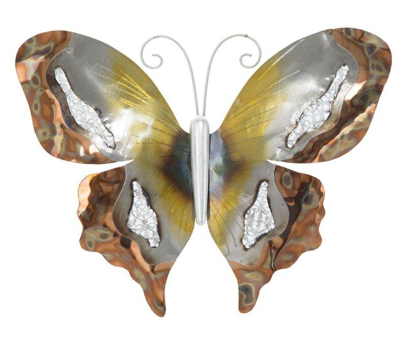 Decoratiune de perete Butterfly Two