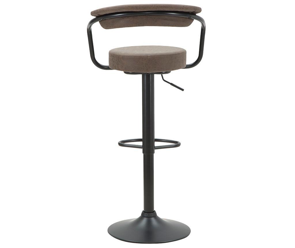 Kαρέκλα μπαρ Brooklyn Round