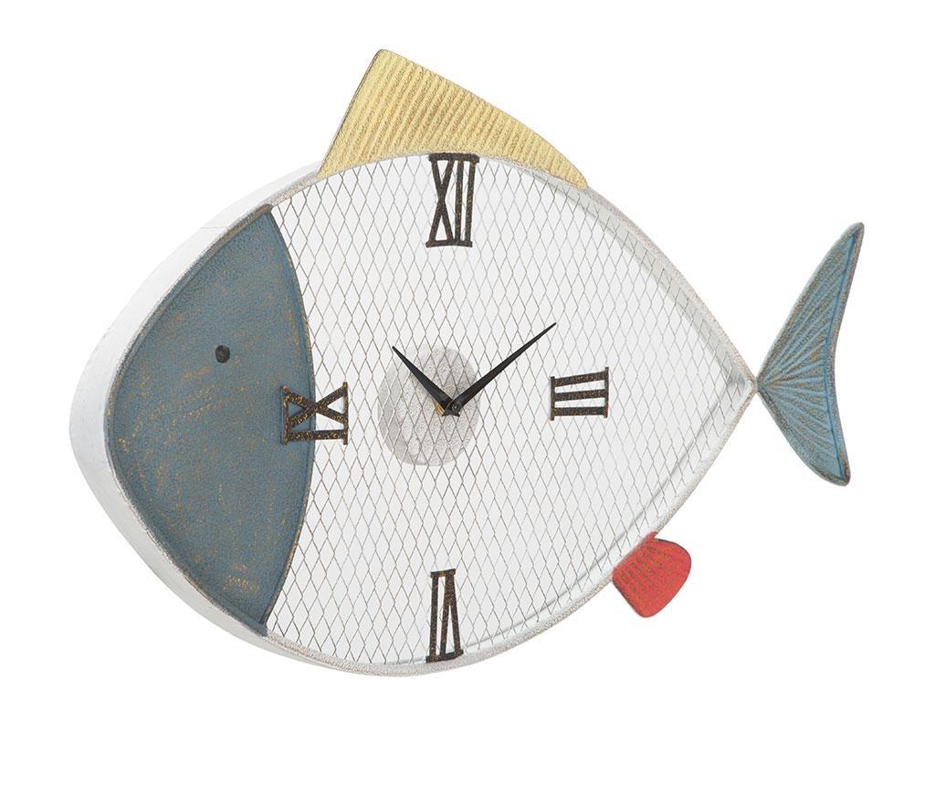 Zegar ścienny Fish