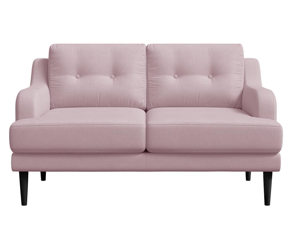 Gaby Lilac Kétszemélyes kanapé