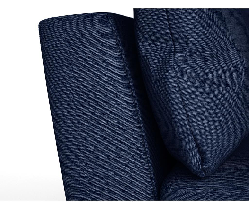 Susan Blue Kétszemélyes kanapé