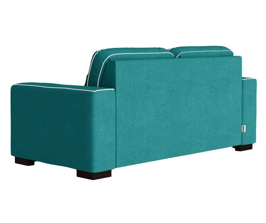 Katherine Turquoise Grey Kétszemélyes kanapé