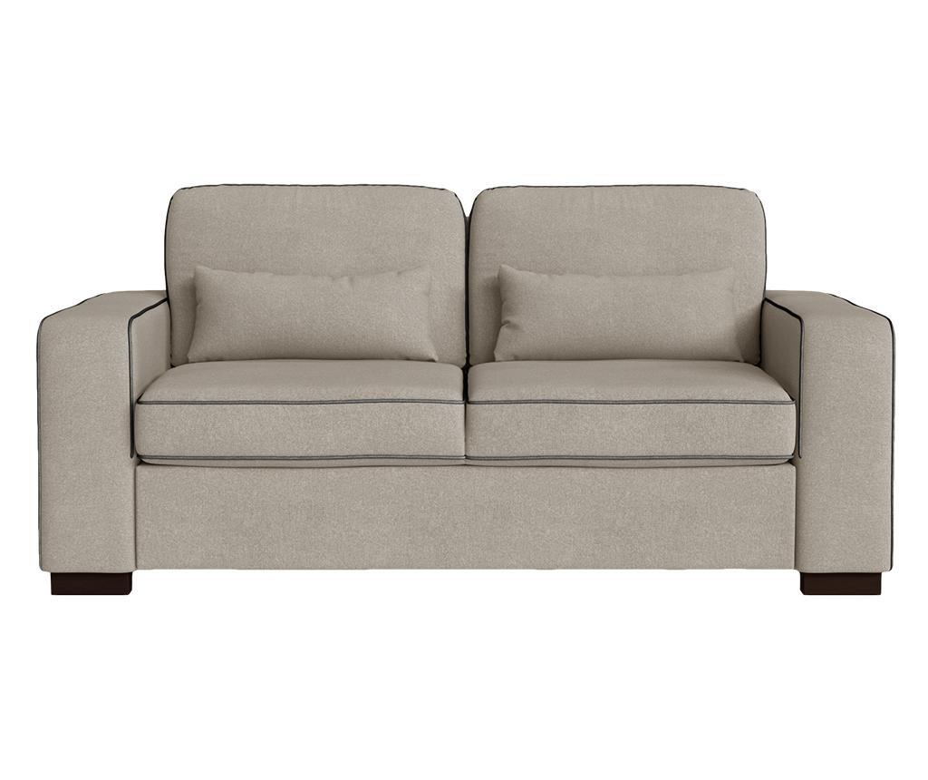 Katherine Taupe Kétszemélyes kanapé