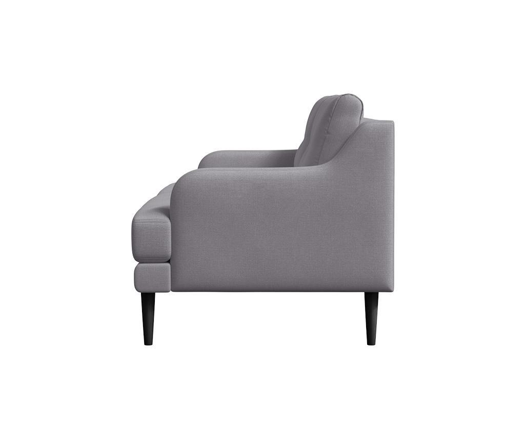 Gaby Grey Háromszemélyes kanapé