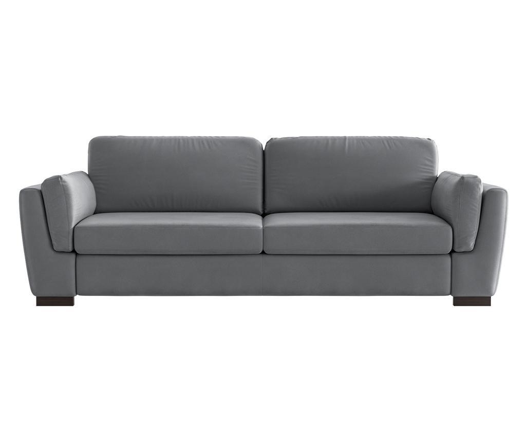 Bree Grey Háromszemélyes kanapé