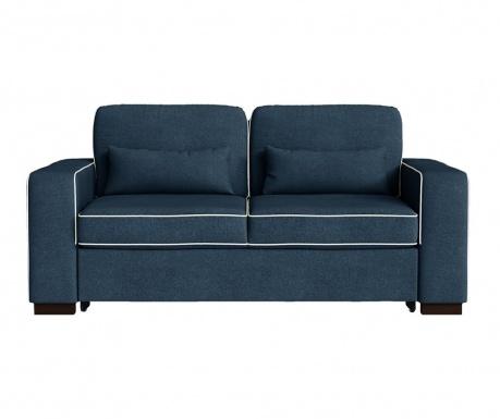 Katherine Blue Grey Kétszemélyes kihúzható  kanapé