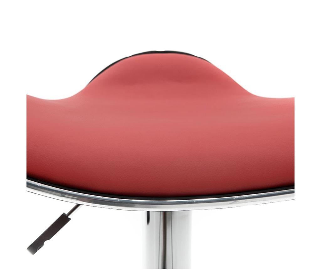 Barski stol Enzo Red